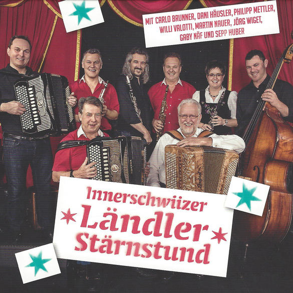 Medium innerschwiizer l ndler st rnstund cd